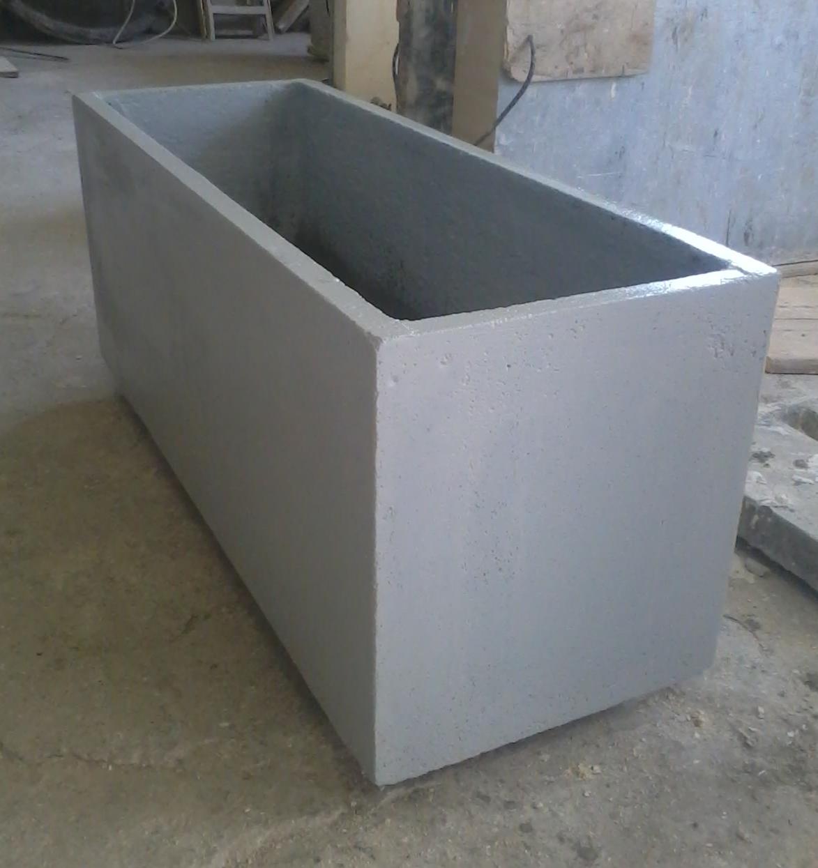 Vasi in cemento a roma vasi in cemento - Vasi per esterno in cemento ...