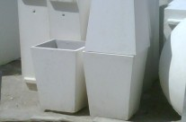 vasi in cemento su misura tiburtina
